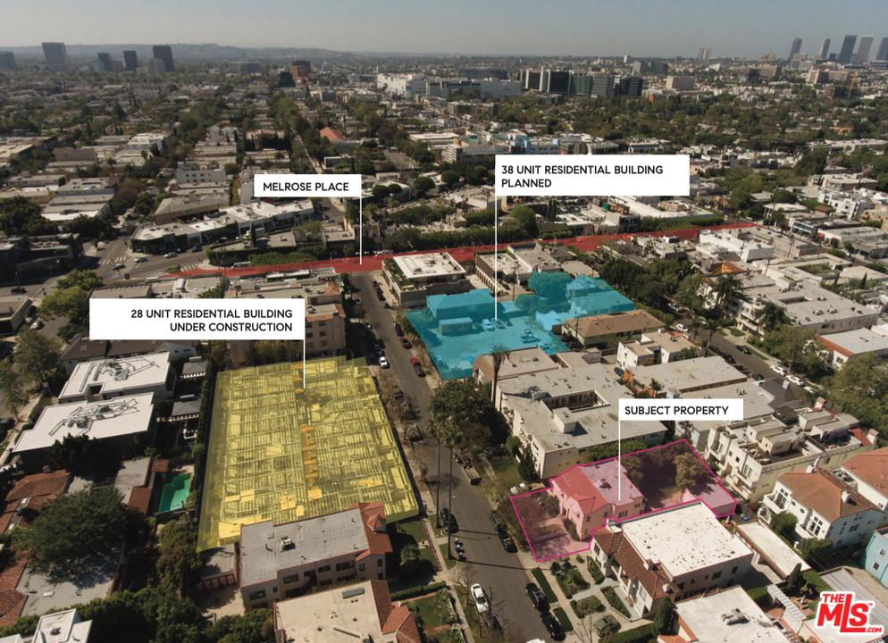 Land for sale in North 745 CROFT Avenue, Los Angeles (City), California ,90069