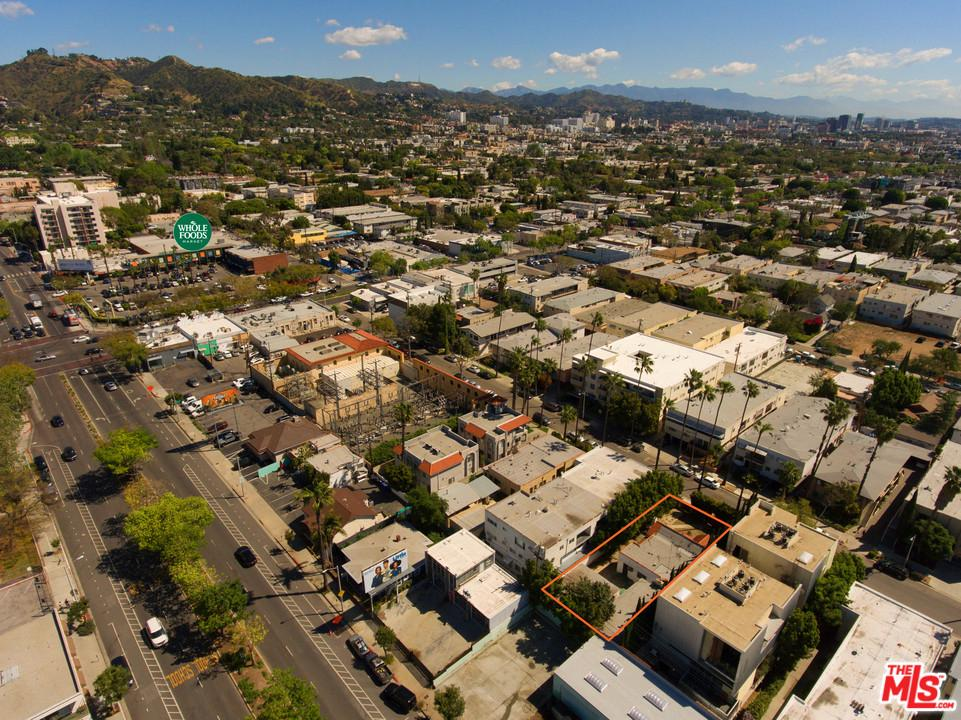 Land for sale in North 1019 ORANGE GROVE Avenue, West Hollywood, California ,90046
