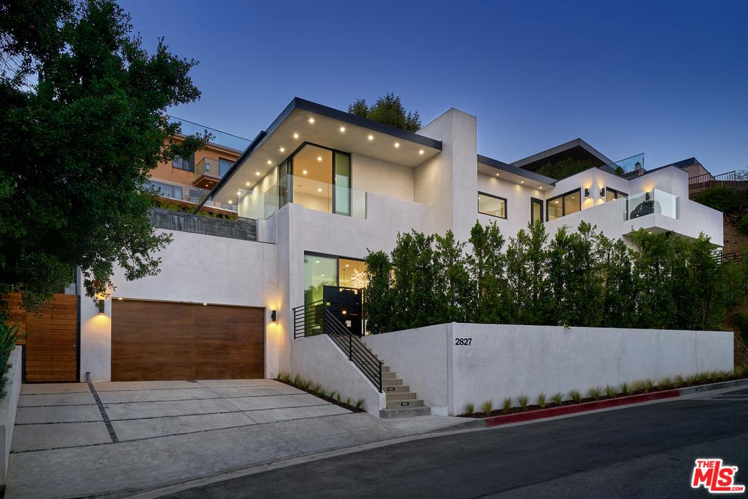 Single Family Home for sale in 2827 LAS ALTURAS Street, Los Angeles (City), California ,90068