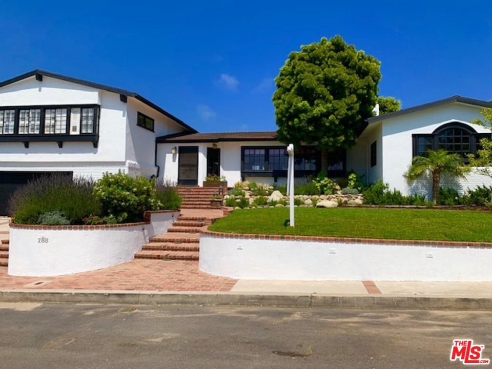Single Family Home for sale in 288 BELLINO Drive, Pacific Palisades, California ,90272