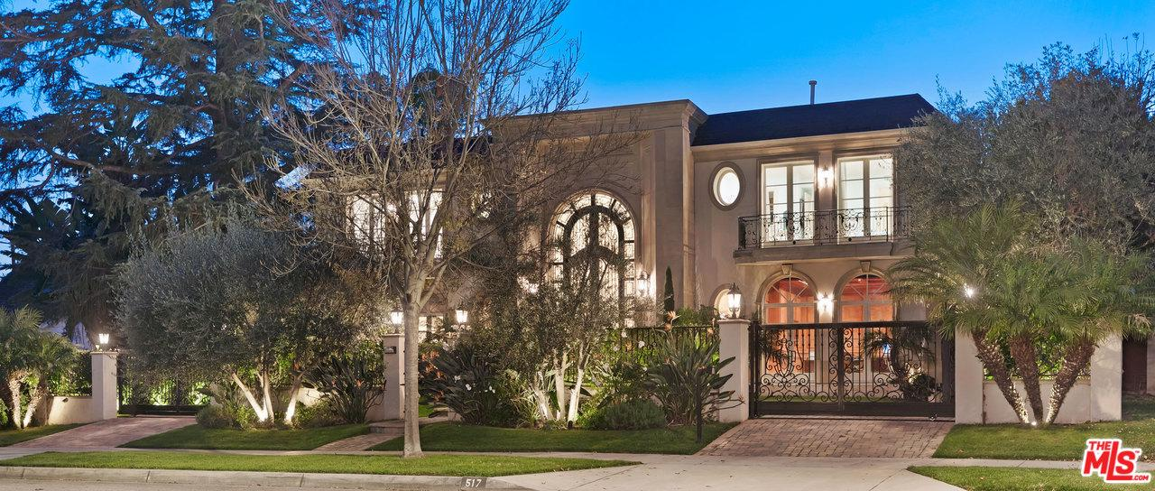 Single Family Home for sale in North 517 REXFORD Drive, Beverly Hills, California ,90210