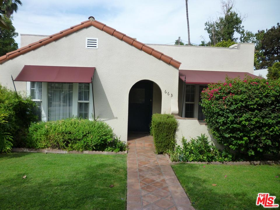 Single Family Home for rent in 663 CONCORD Street, Glendale, California ,91203