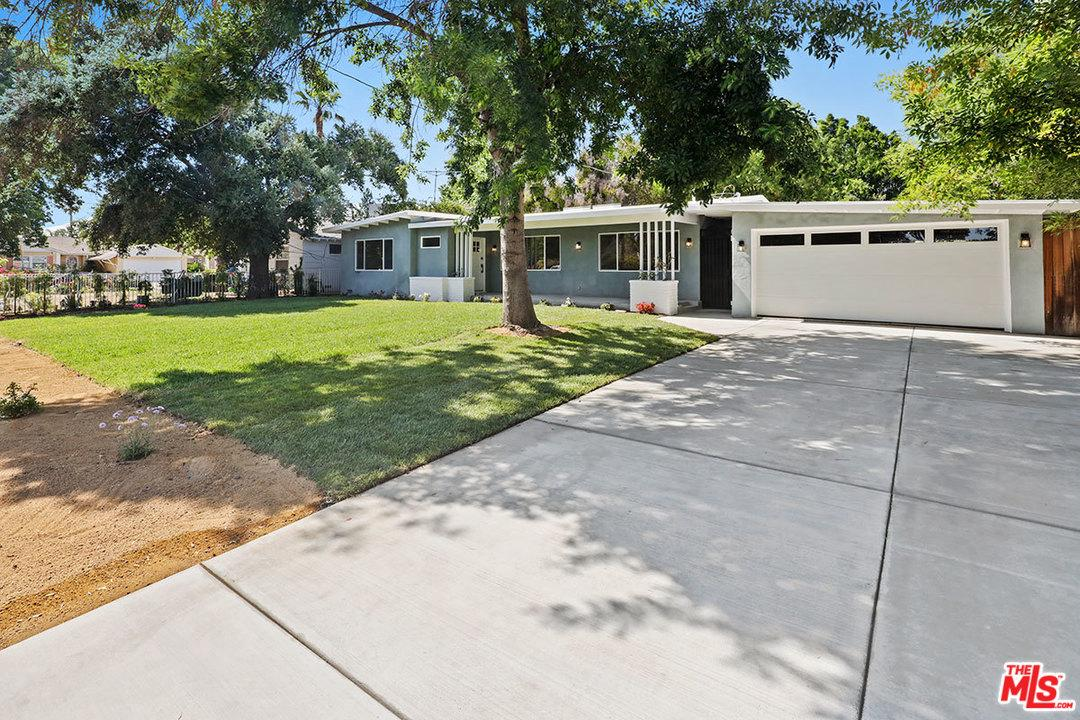Single Family Home for sale in 15855 GAULT Street, Lake Balboa, California ,91406