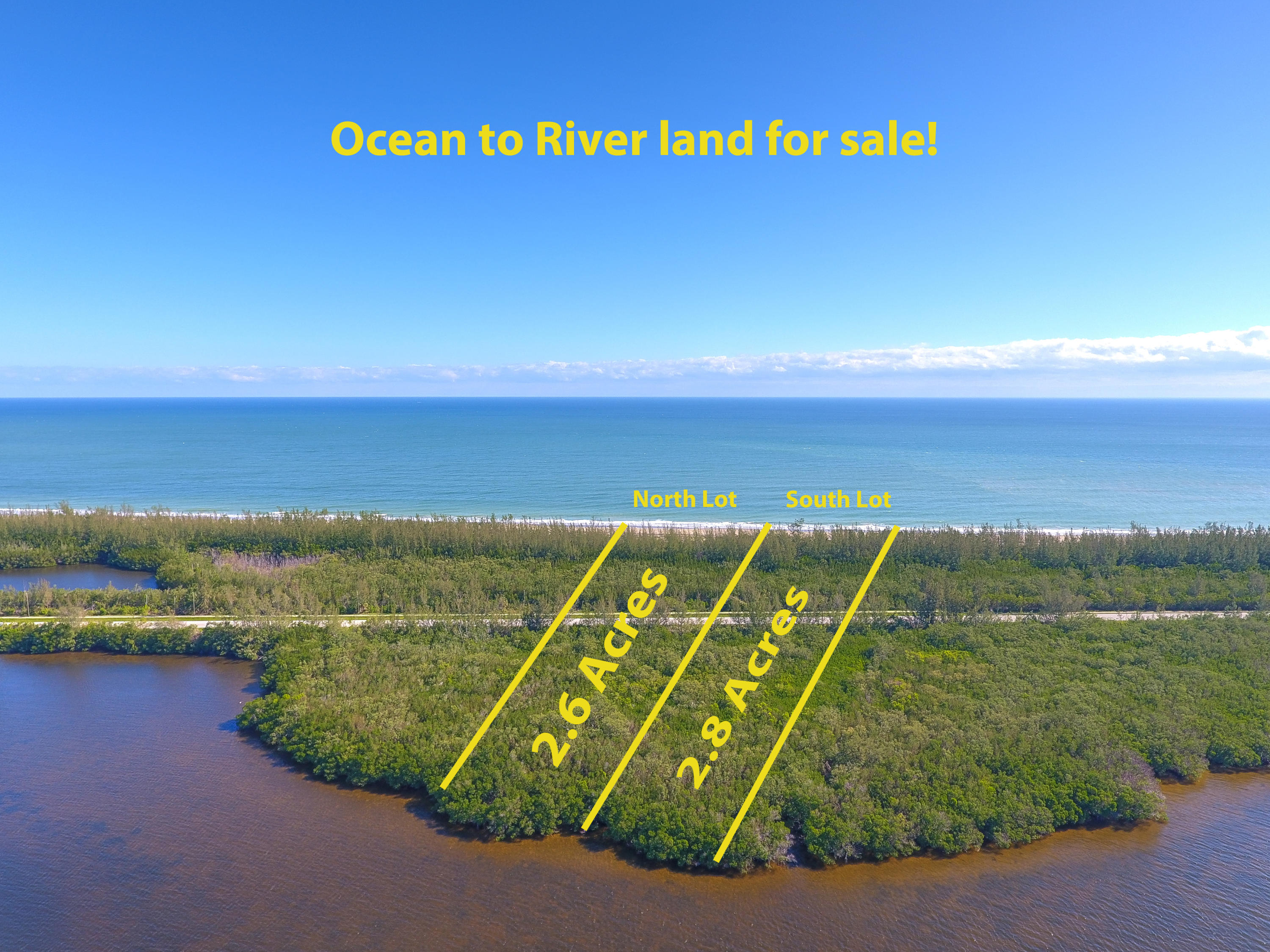 Land for sale in S Ocean Drive (South Lot), Fort Pierce, Florida ,34949