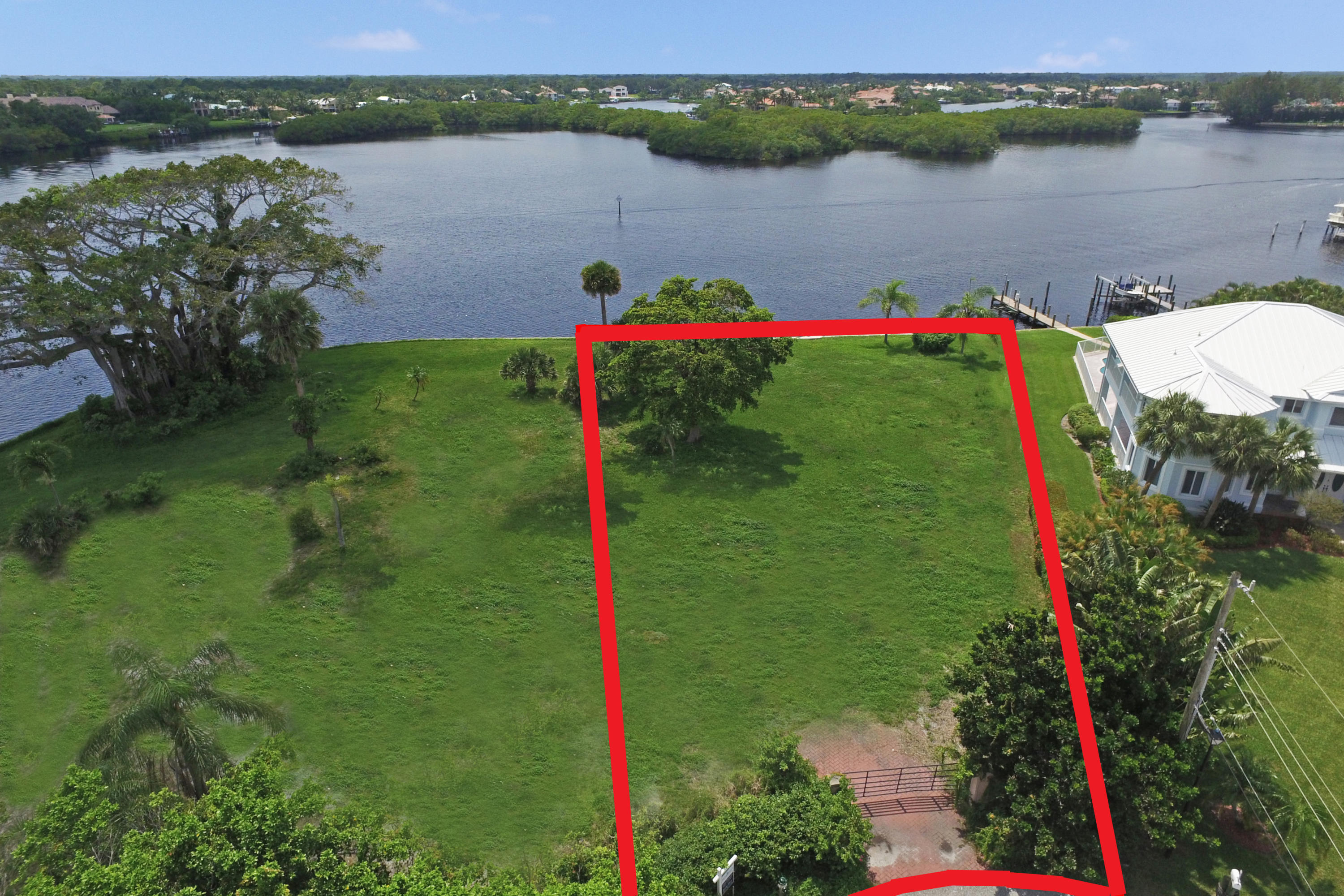 Land for sale in 354 River Drive, Tequesta, Florida ,33469