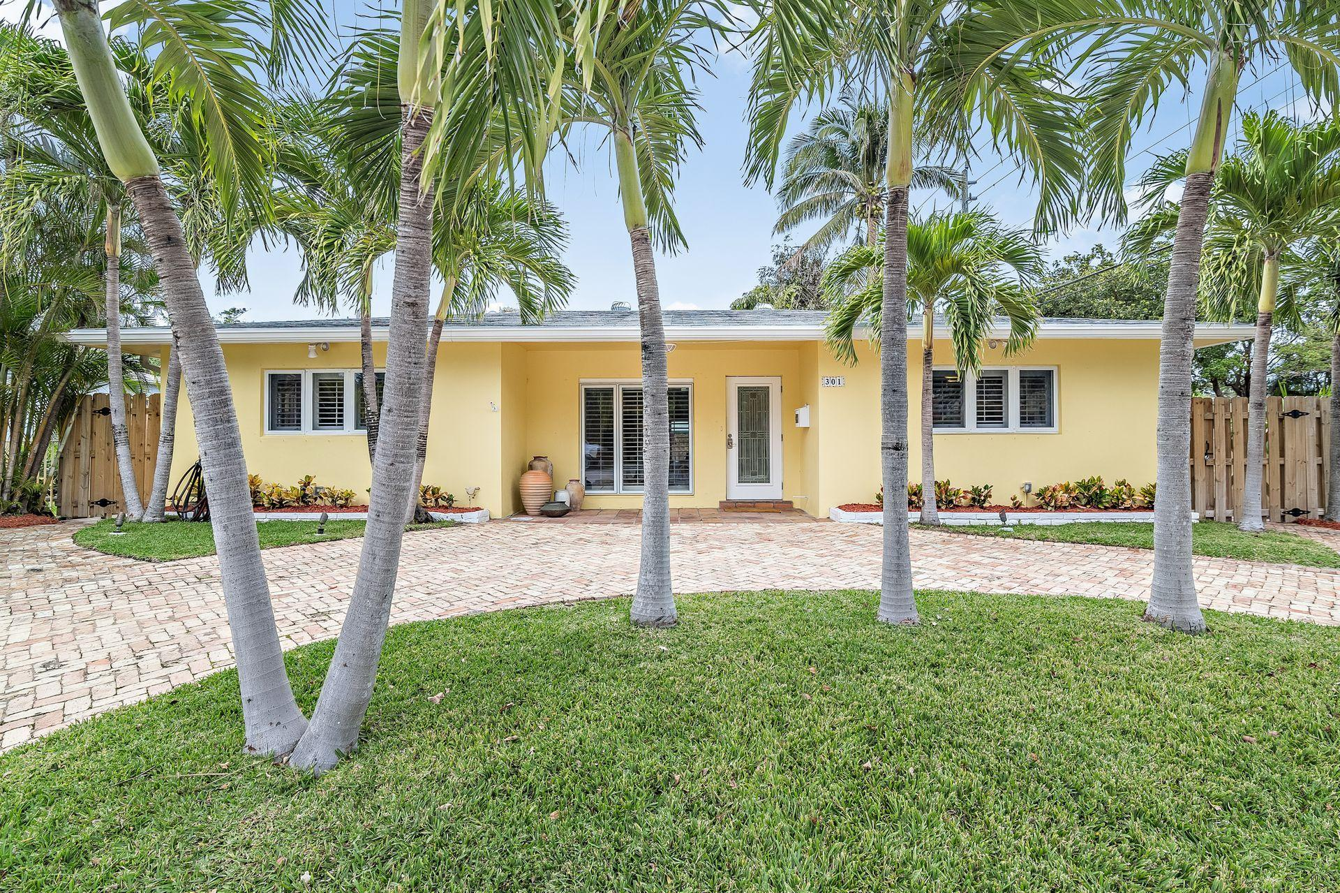Single Family Home for sale in 301 Edgewood Drive, West Palm Beach, Florida ,33405