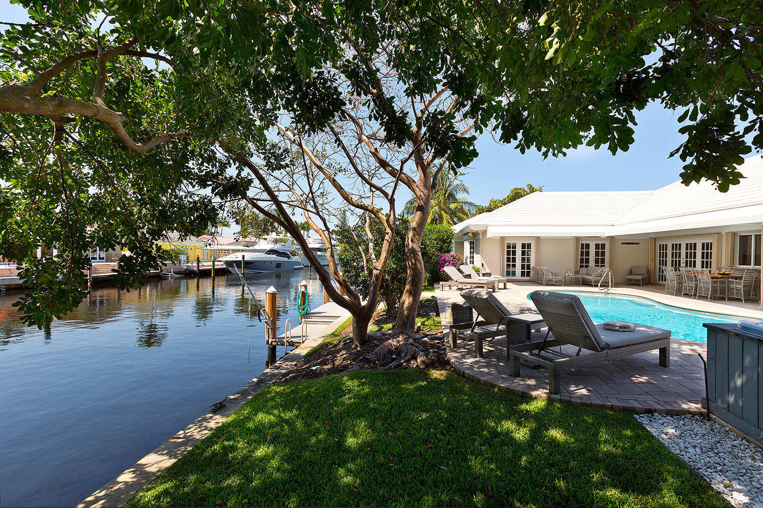 Single Family Home for sale in 5231 NE 32nd Avenue, Fort Lauderdale, Florida ,33308