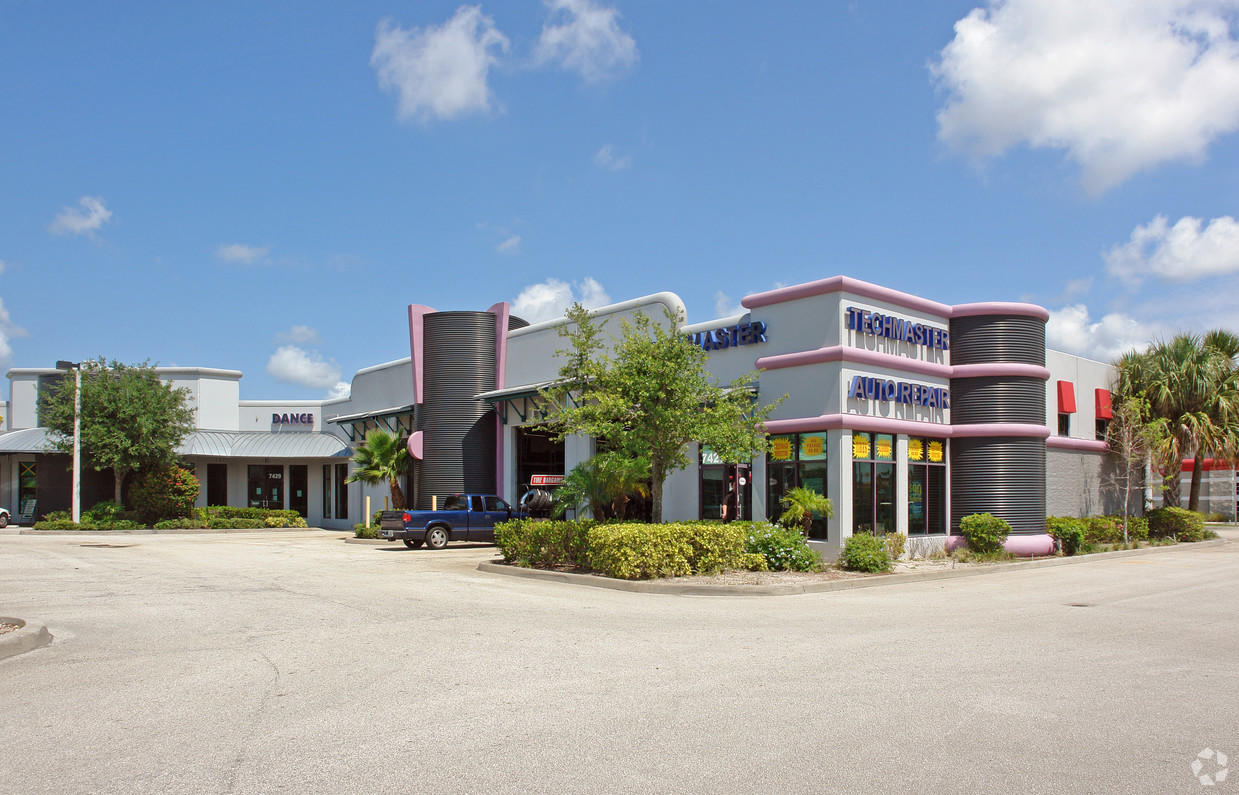 industrial for sale in 7437 S Military Trail 7449 - 51, Lake Worth, Florida ,33463