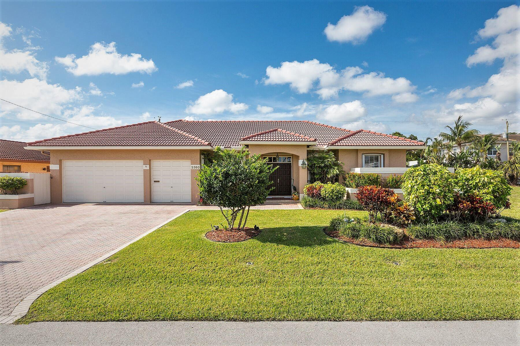 Single Family Home for sale in 2360 NE 36th Street, Fort Lauderdale, Florida ,33308