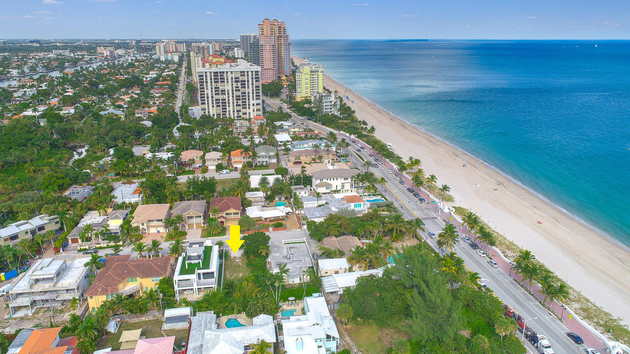 Land for sale in 3320 NE 17th Street, Fort Lauderdale, Florida ,33305