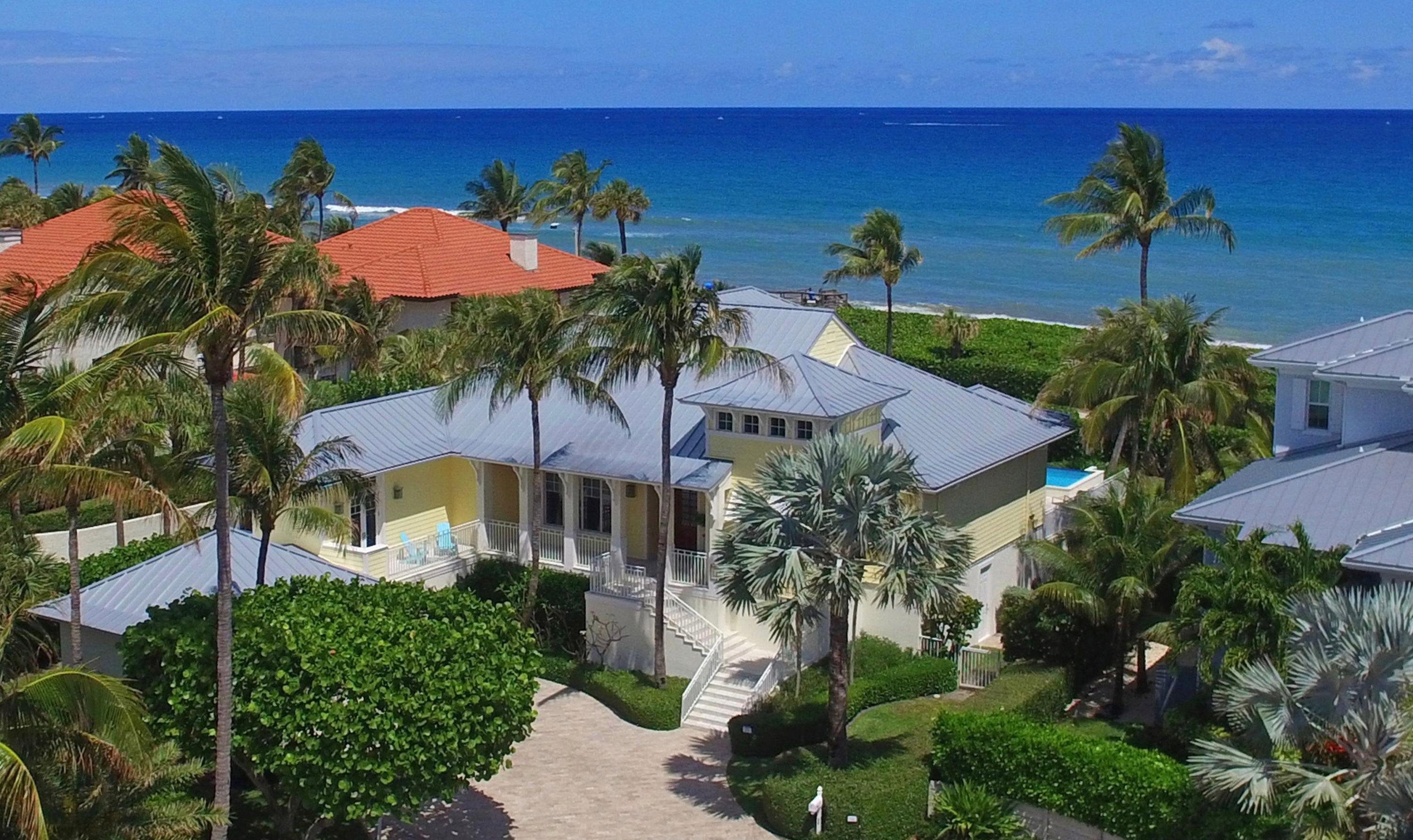 Single Family Home for sale in 33 Hersey Drive, Ocean Ridge, Florida ,33435