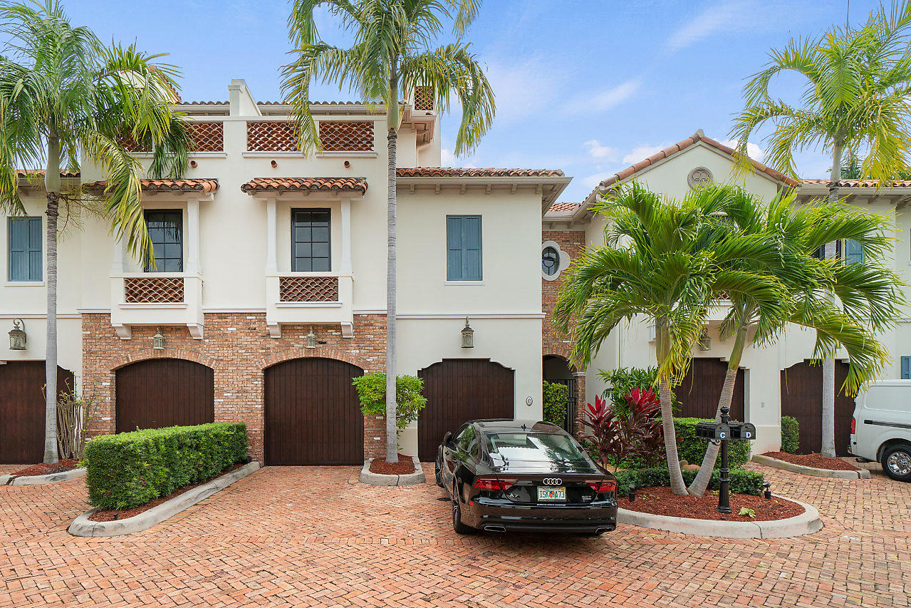 Townhouse/Row House for sale in 825 NE 1st Street C, Delray Beach, Florida ,33483