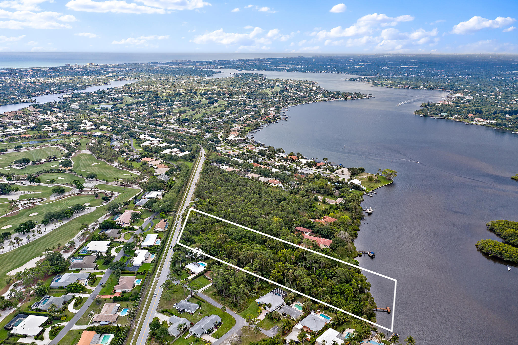 Land for sale in 19000 SE Country Club Drive, Tequesta, Florida ,33469