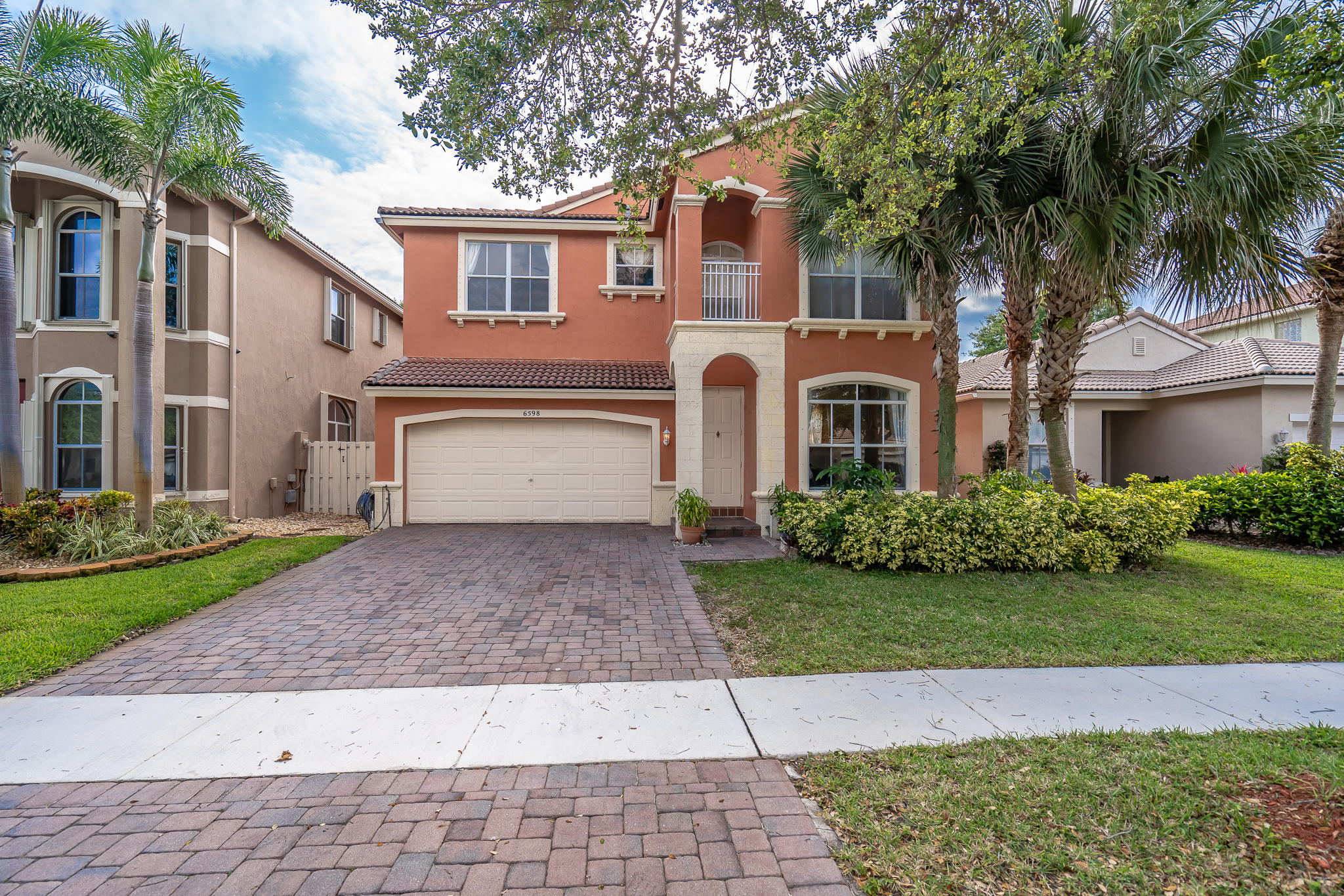 Single Family Home for sale in 6598 Jacques Way, Lake Worth, Florida ,33463