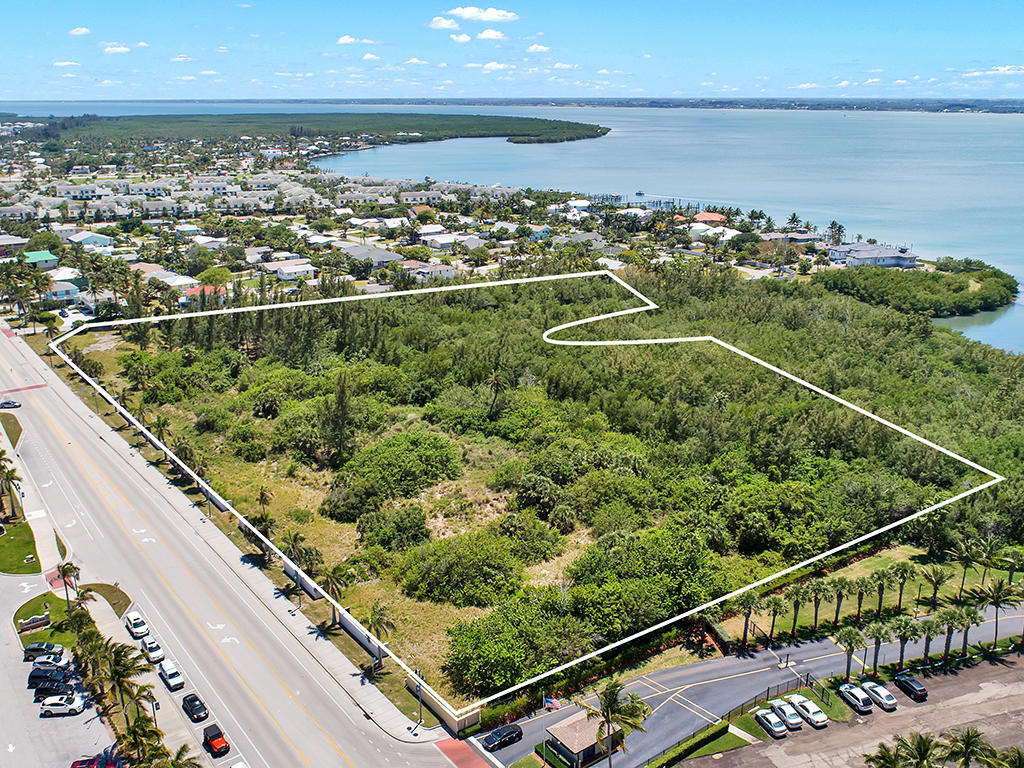 Land for sale in 901 S Ocean S Drive, Fort Pierce, Florida ,34950