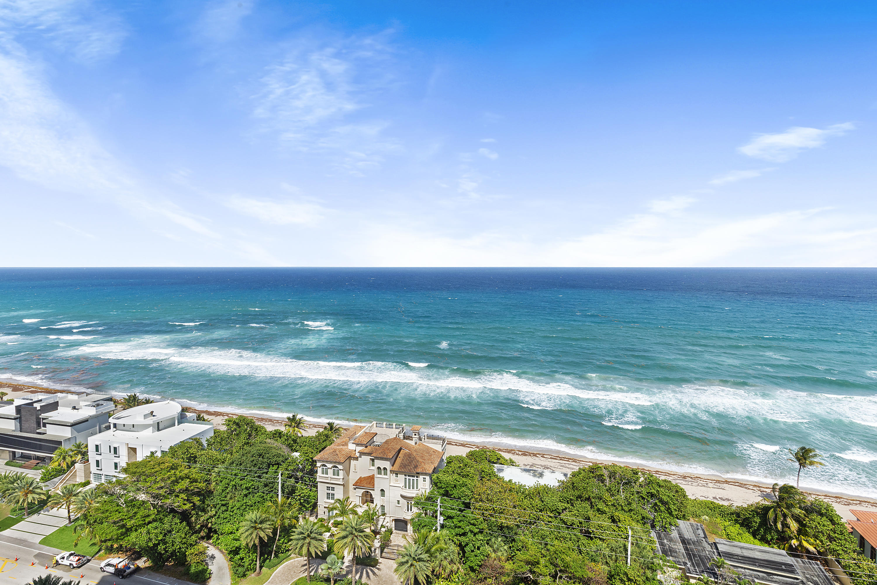 Condominium for sale in 3740 S Ocean Boulevard 1803, Highland Beach, Florida ,33487