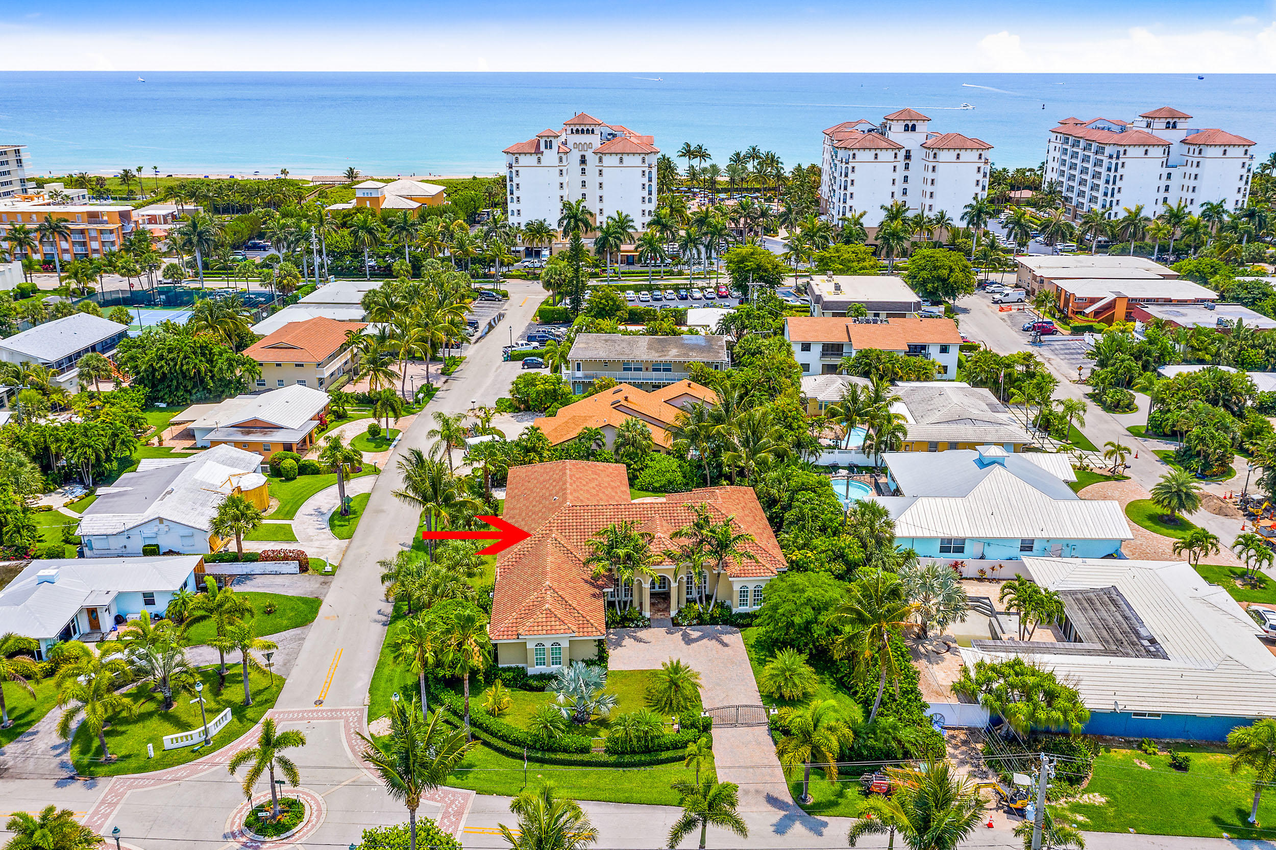 Single Family Home for sale in 126 Tacoma Lane, Palm Beach Shores, Florida ,33404
