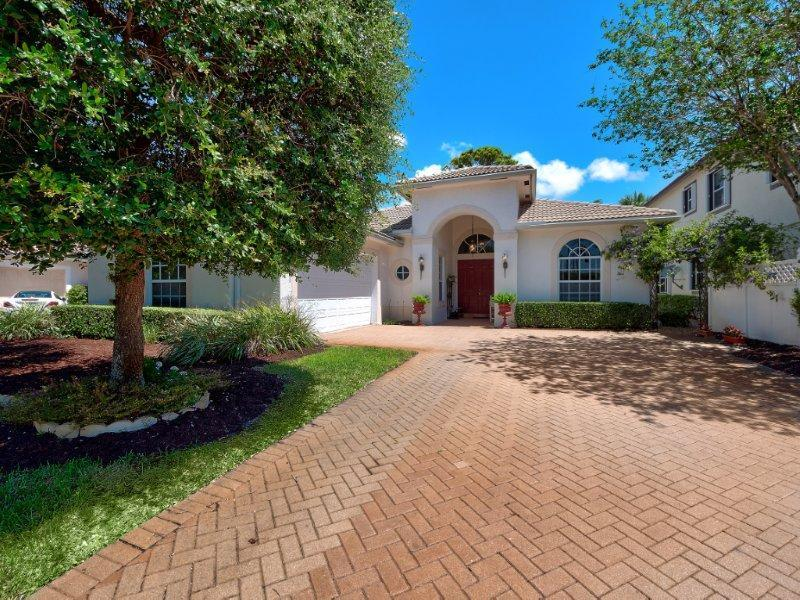 Single Family Home for sale in 445 Pine Tree Court, Atlantis, Florida ,33462