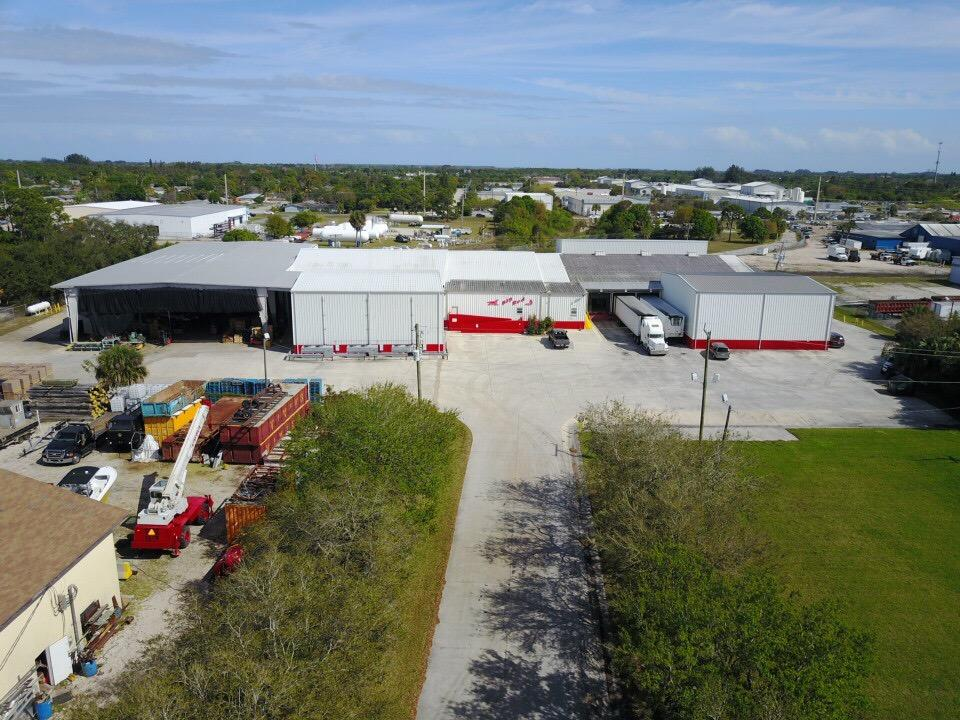 industrial for sale in 3500 Enterprise Road, Fort Pierce, Florida ,34982
