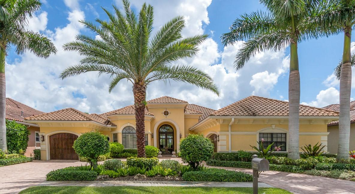 Single Family Home for sale in 7270 Winding Bay Lane, West Palm Beach, Florida ,33412