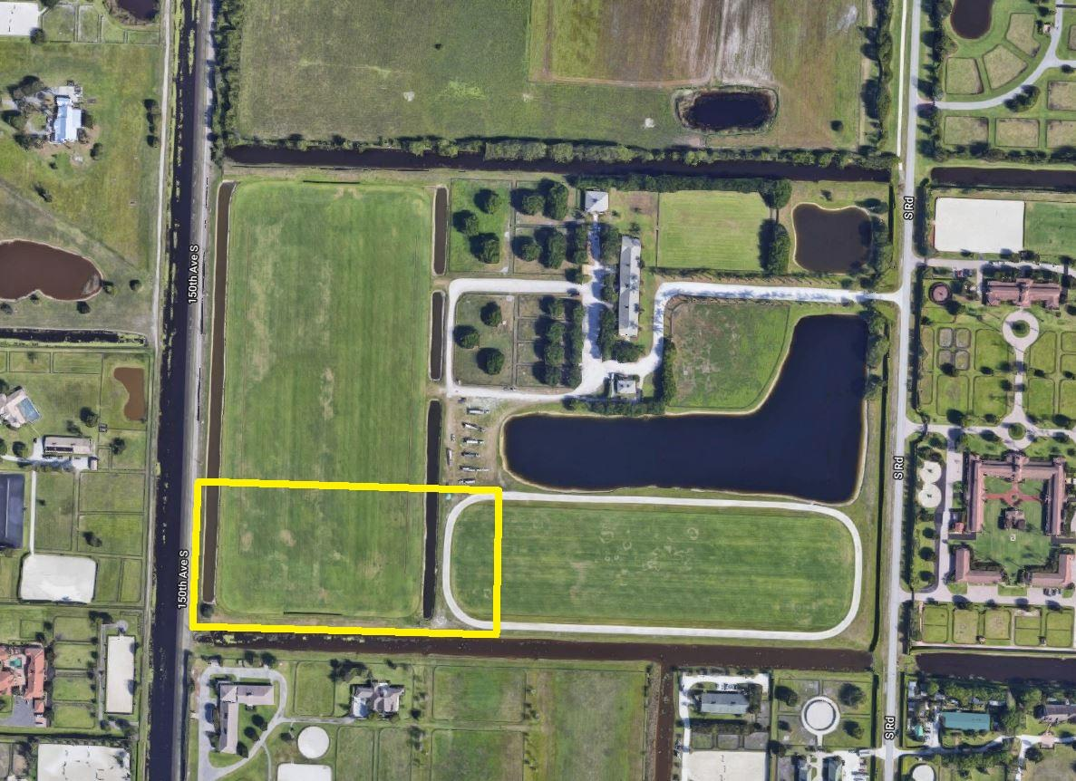Land for sale in Lot 3 South Road, Wellington, Florida ,33414
