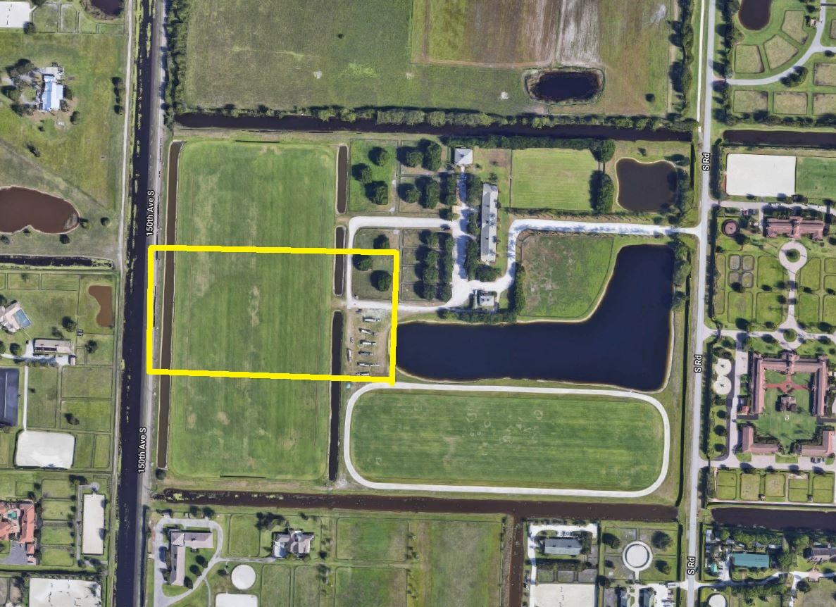 Land for sale in Lot 4 South Road, Wellington, Florida ,33414