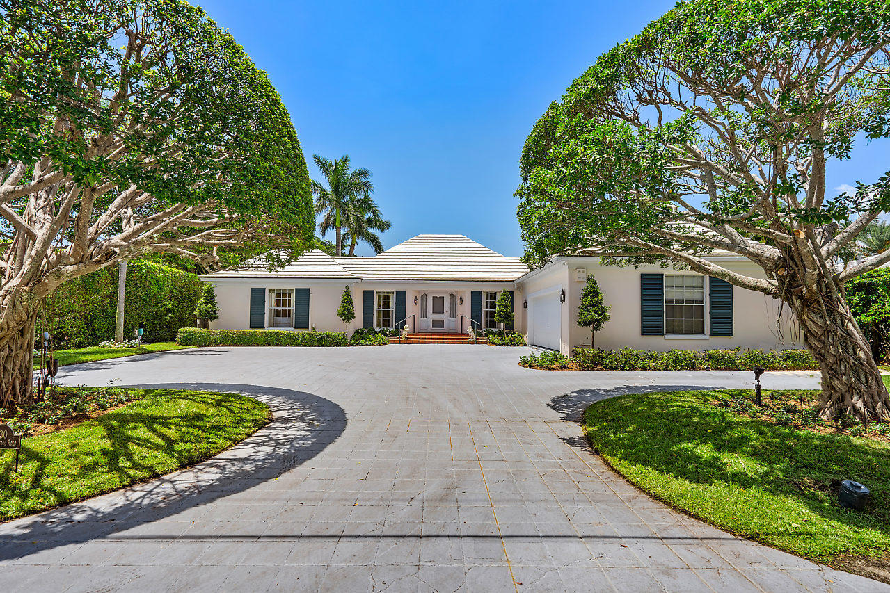 Single Family Home for sale in 530 Old School Road, Gulf Stream, Florida ,33483