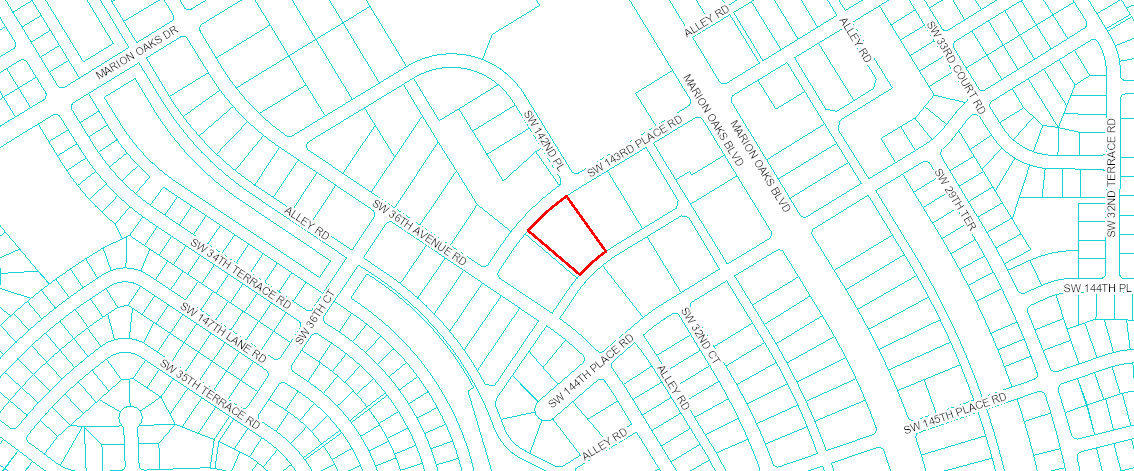 Land for sale in SW 143rd Place Road, Marion Oaks, Florida ,34473