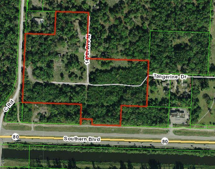 Land for sale in 00000 N Southern Boulevard S, Loxahatchee Groves, Florida ,33470