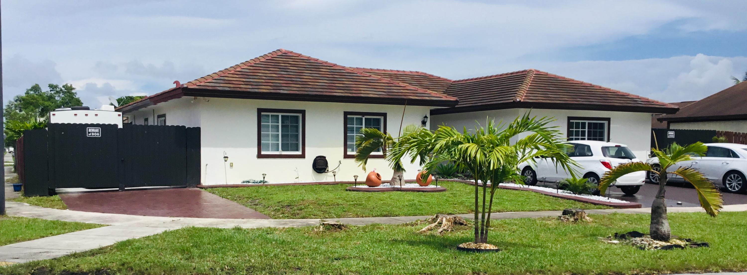 Single Family Home for sale in 20039 NW 62 Avenue, Hialeah, Florida ,33015