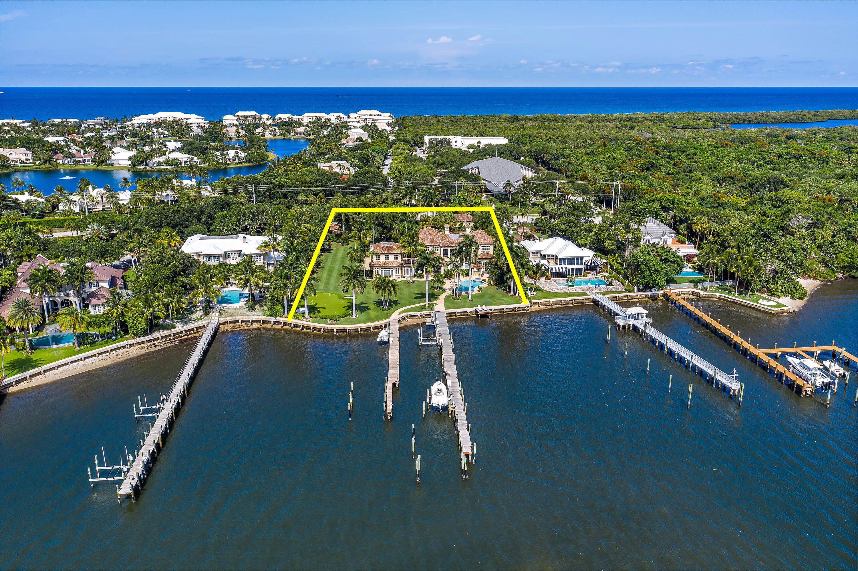 Single Family Home for sale in 10993 Jack Nicklaus Drive, North Palm Beach, Florida ,33408