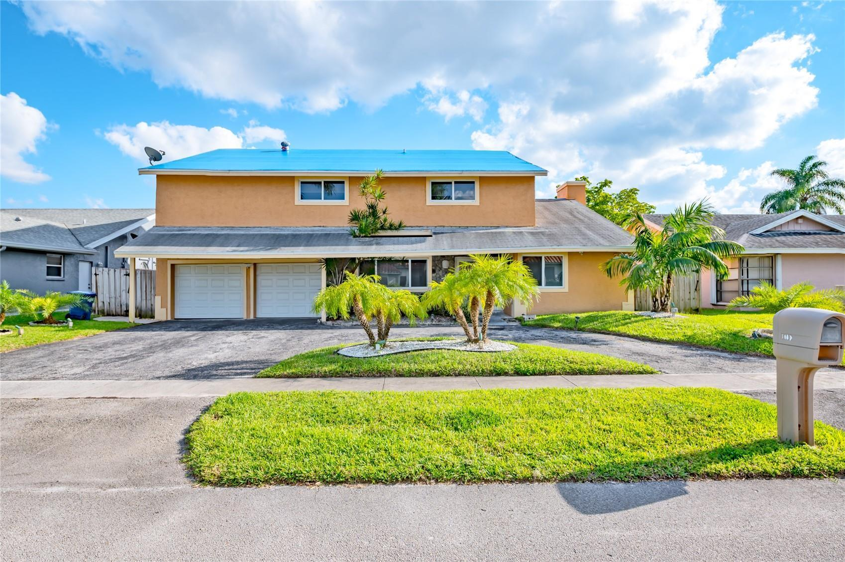 Single Family Home for sale in 7180 NW 47 Place, Lauderhill, Florida ,33319