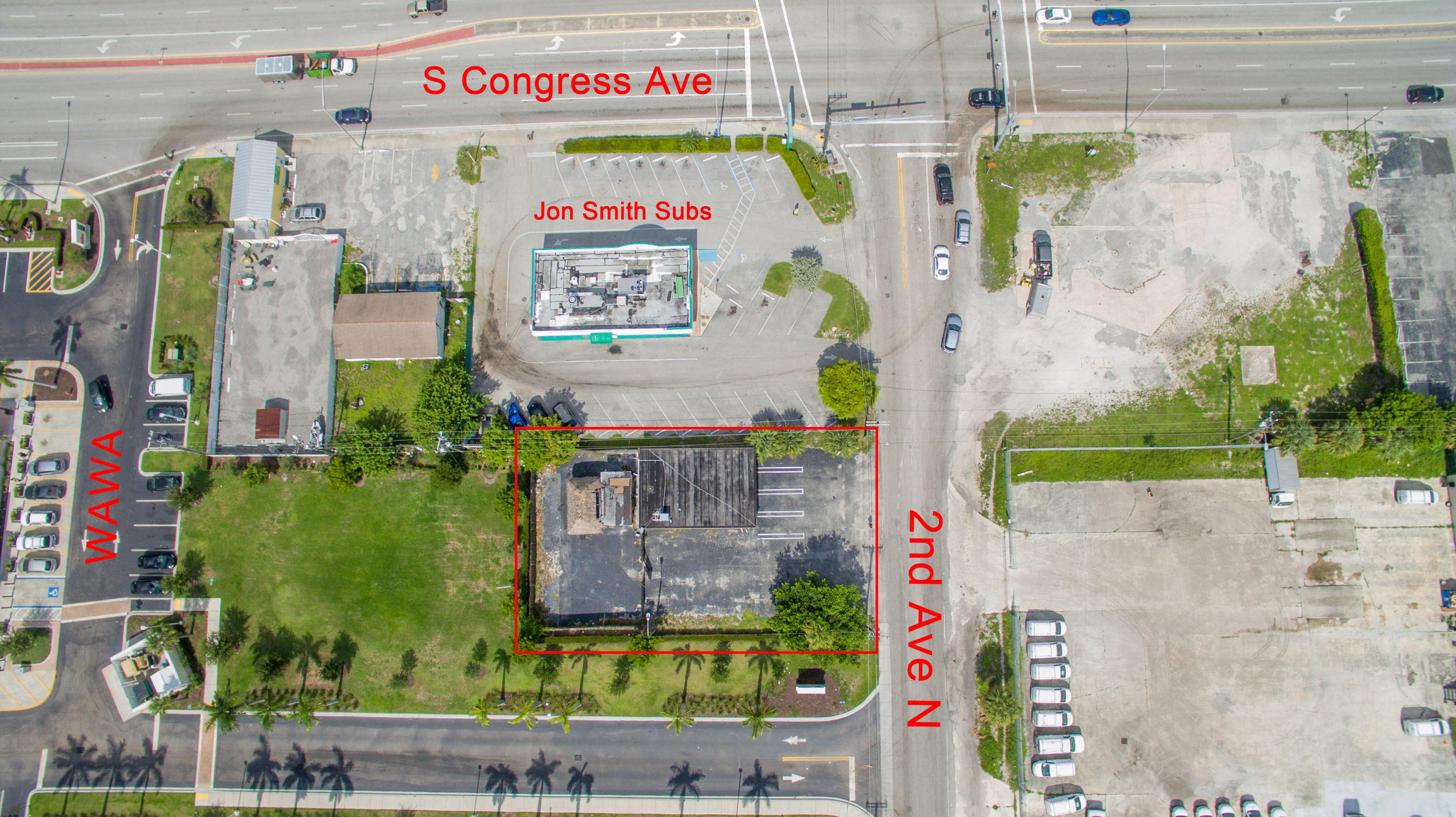 industrial for sale in 2964 2nd Avenue N, Palm Springs, Florida ,33461