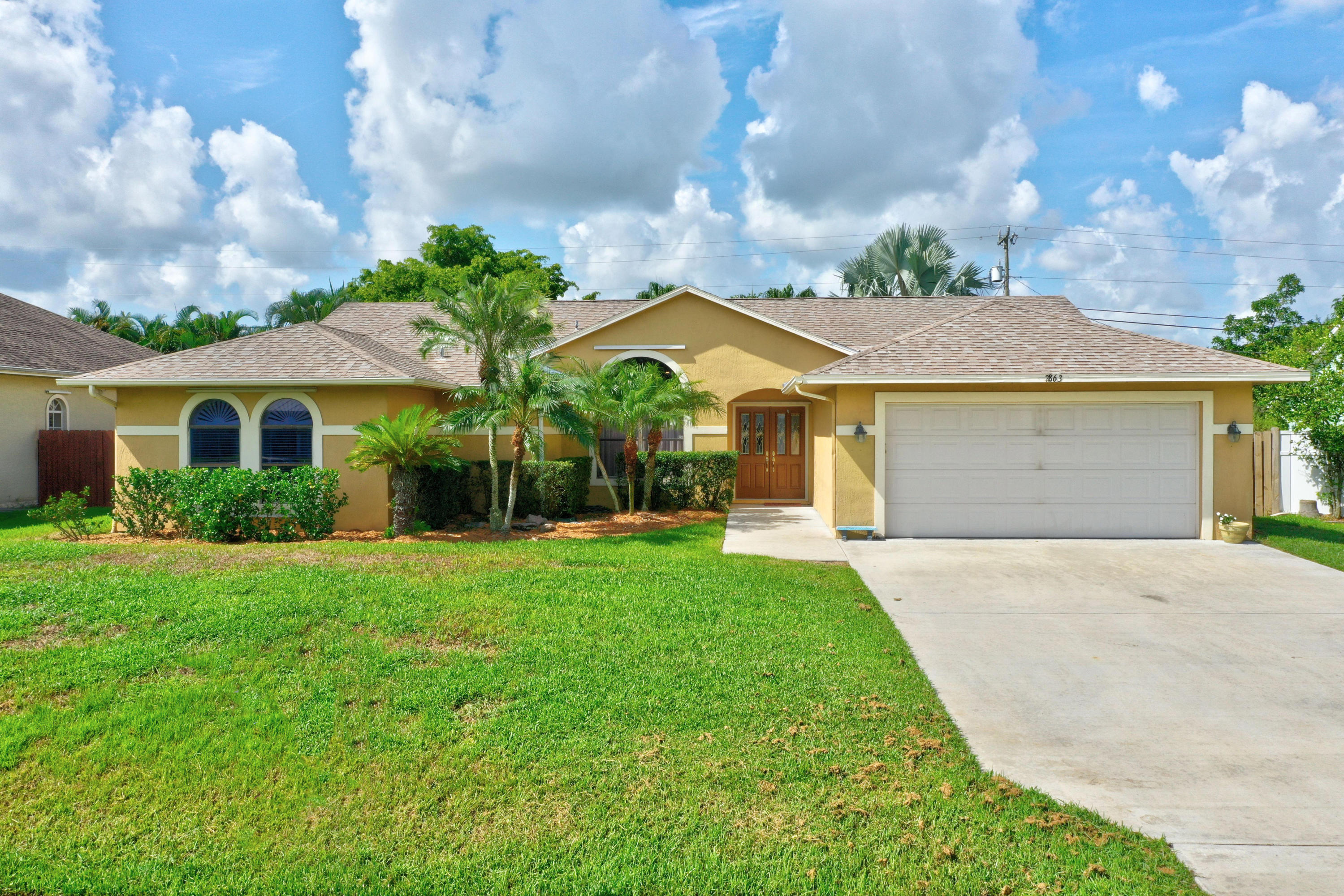 Single Family Home for sale in 2863 SE Pace Drive, Port Saint Lucie, Florida ,34984
