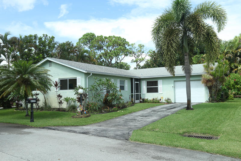 Single Family Home for sale in 4137 Pine Aire Drive, Lake Worth, Florida ,33467