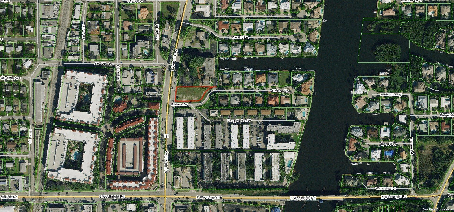 Land for sale in 1320 S Federal Highway, Boynton Beach, Florida ,33435