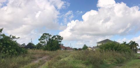 Land for sale in 3332 SW Crestview Road, Port Saint Lucie, Florida ,34953