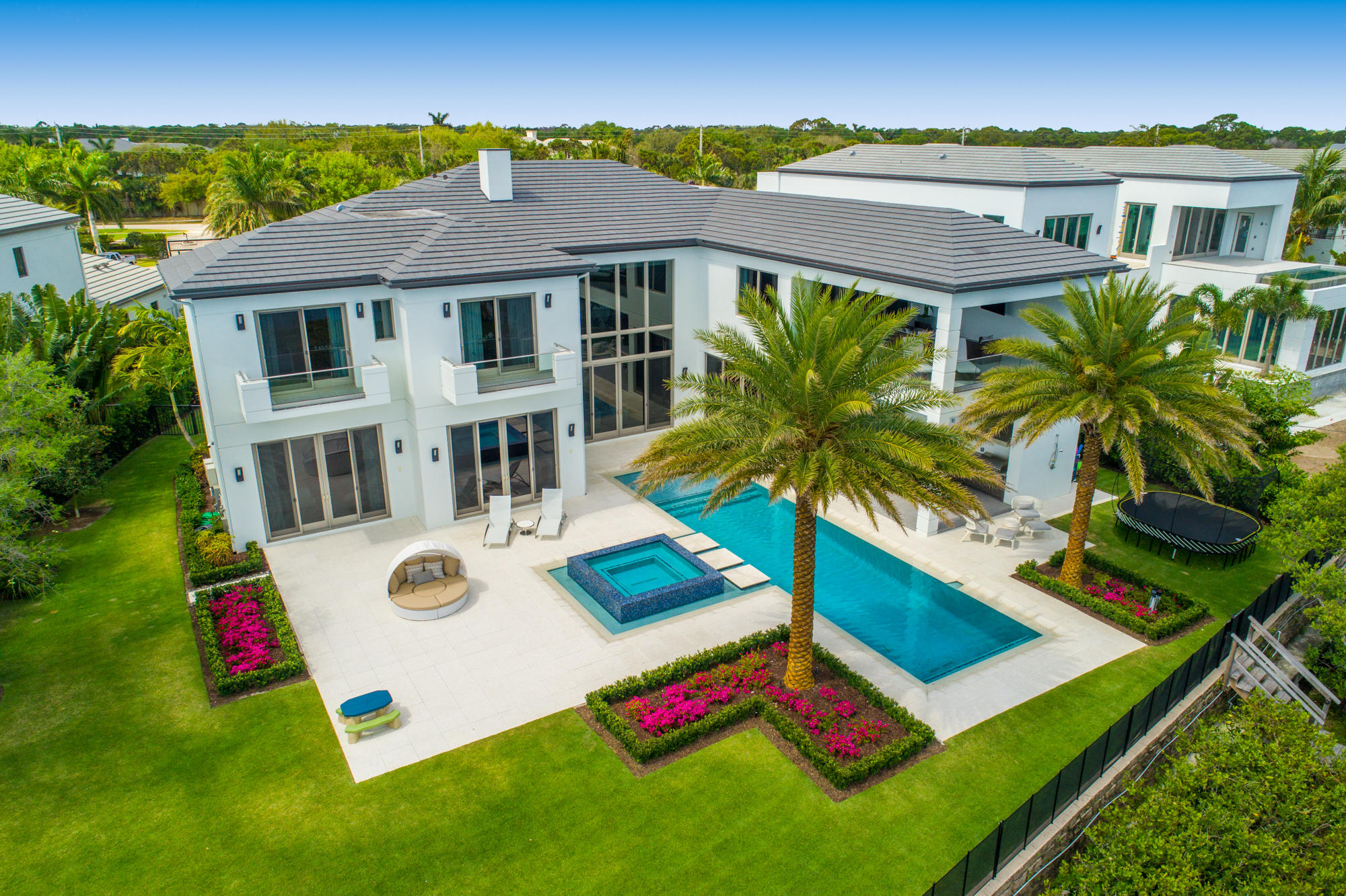 Single Family Home for sale in 14630 Watermark Way, Palm Beach Gardens, Florida ,33410