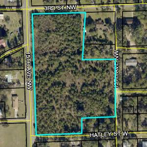 Land for sale in 0000 15th Avenue NW, Jasper, Florida ,32052