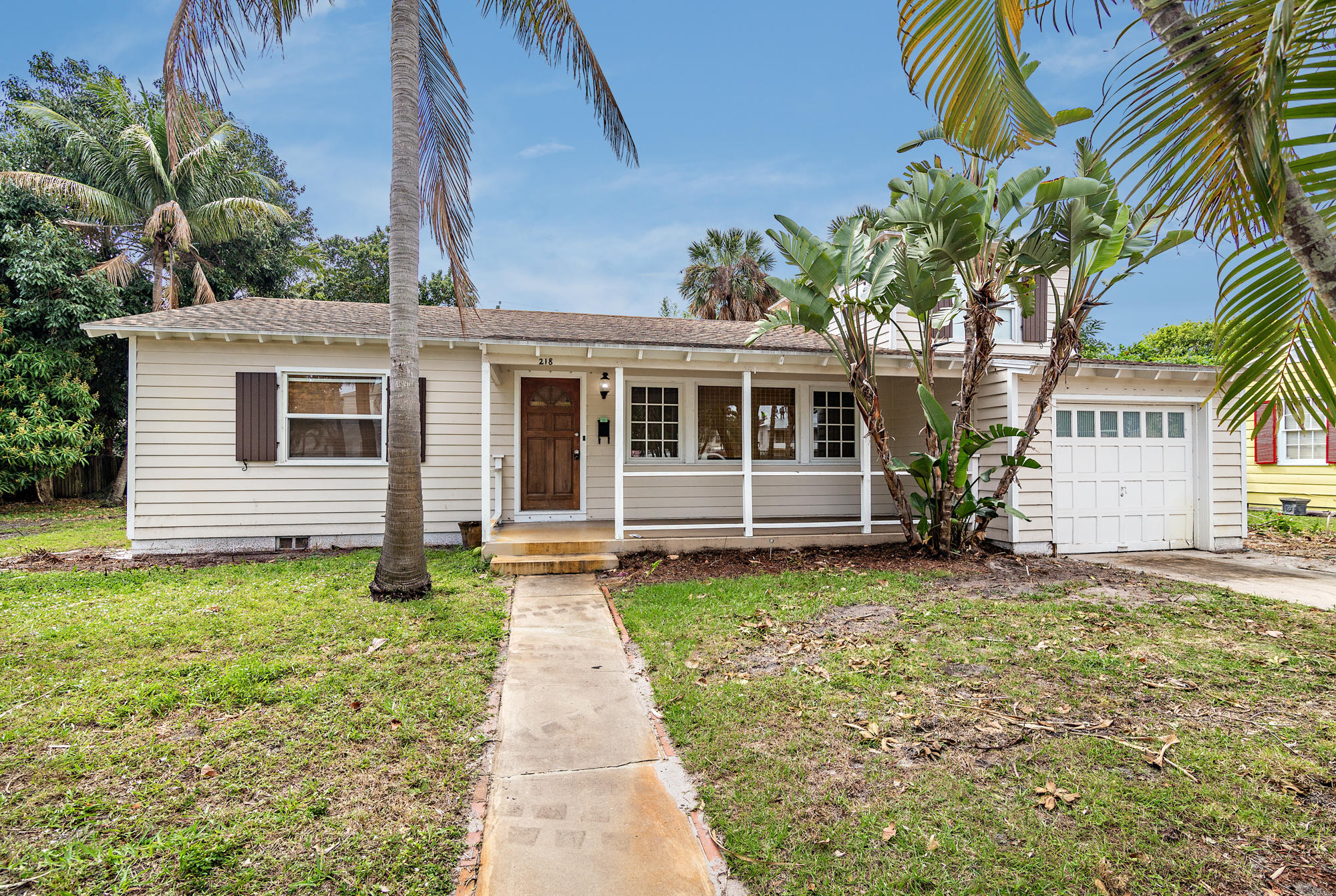 Single Family Home for sale in 218 Edgewood Drive, West Palm Beach, Florida ,33405