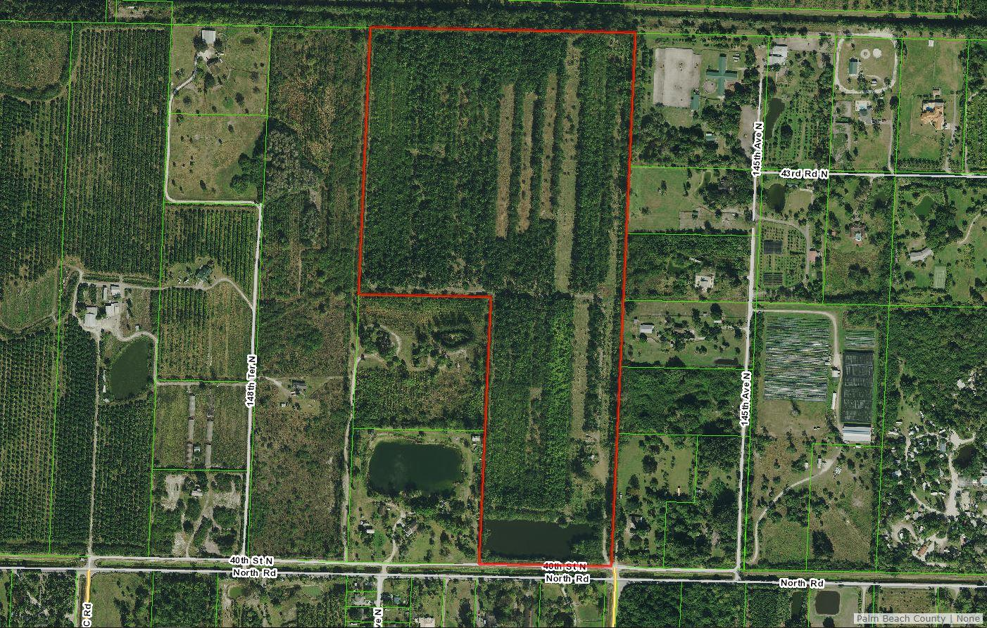 Land for sale in 14563 North Road, Loxahatchee Groves, Florida ,33470
