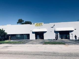industrial for sale in 4229 W Hallandale Beach Boulevard, West Park, Florida ,33023