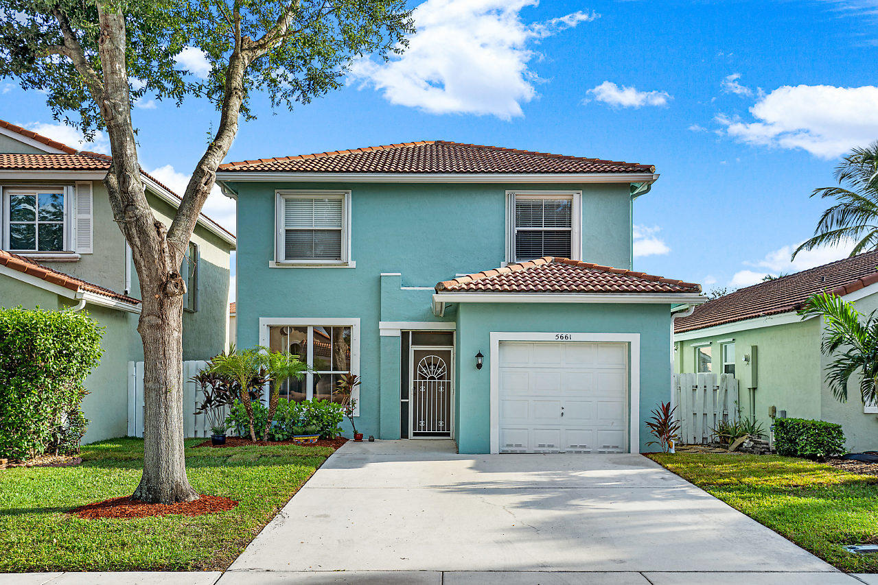 Single Family Home for sale in 5661 Eagle Trace Court, Lake Worth, Florida ,33463