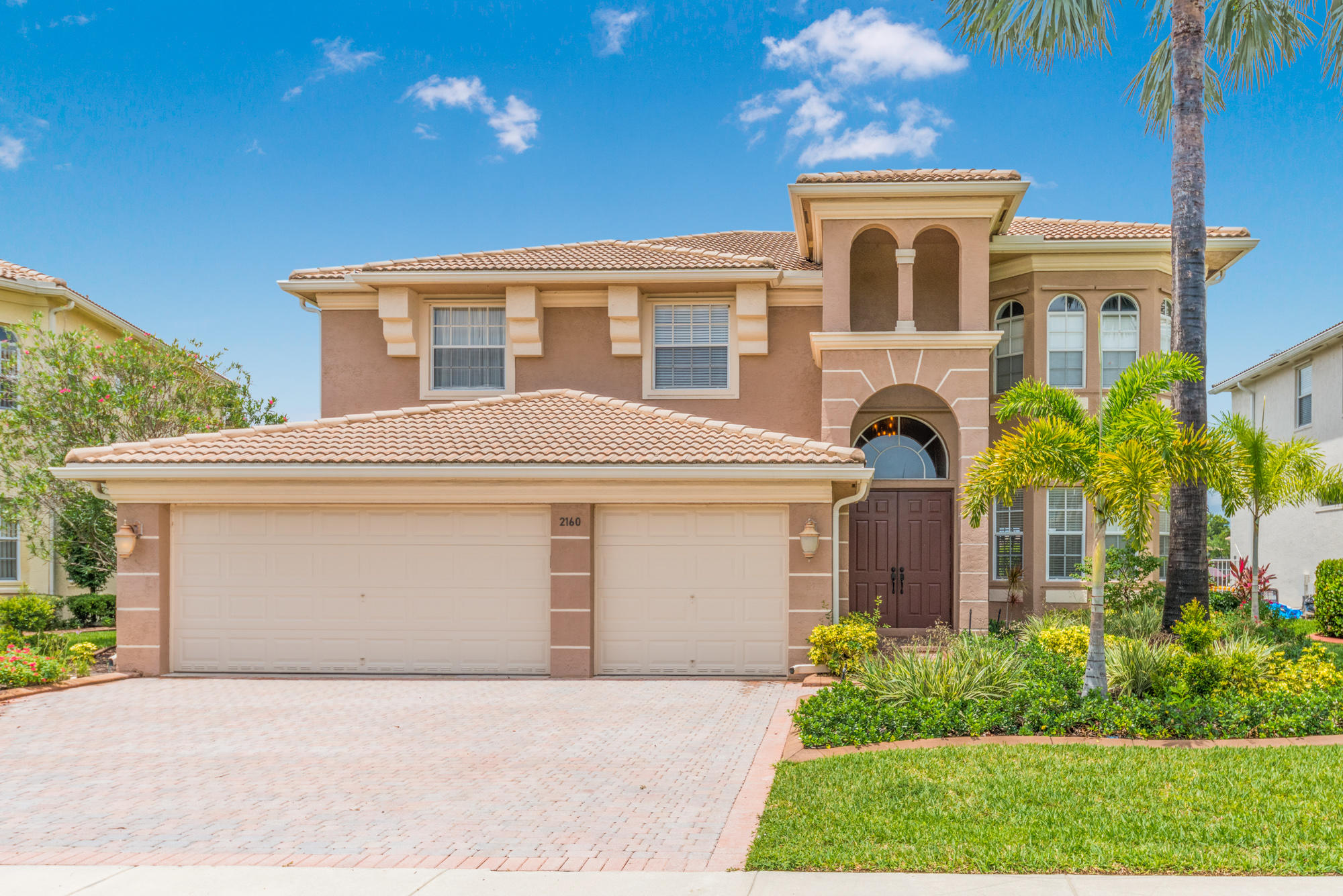 Single Family Home for sale in 2160 Bellcrest Circle, Royal Palm Beach, Florida ,33411