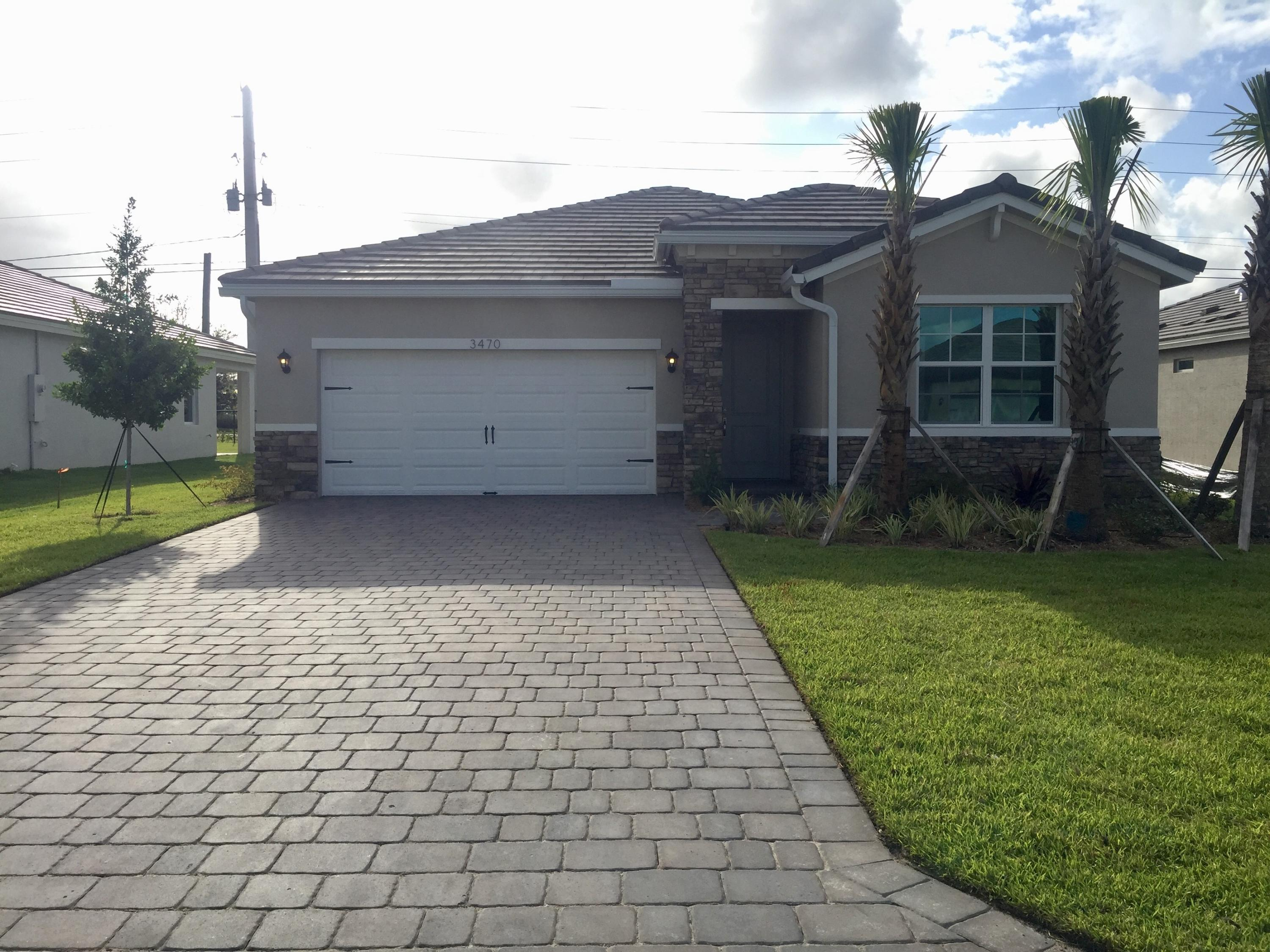 Single Family Home for sale in 3470 SW Blackberry Lane, Palm City, Florida ,34990