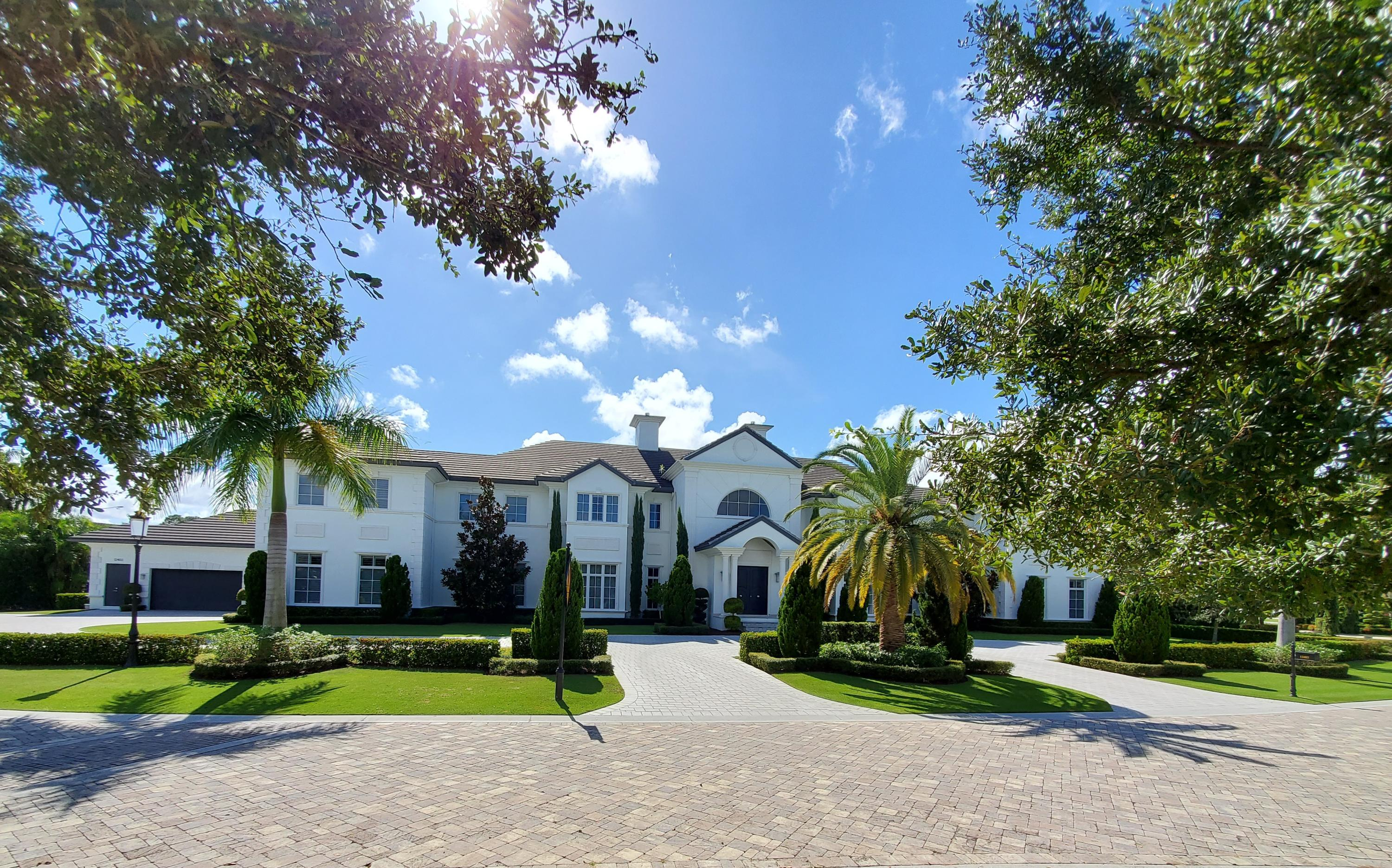 Single Family Home for sale in 12403 Hautree Court, Palm Beach Gardens, Florida ,33418