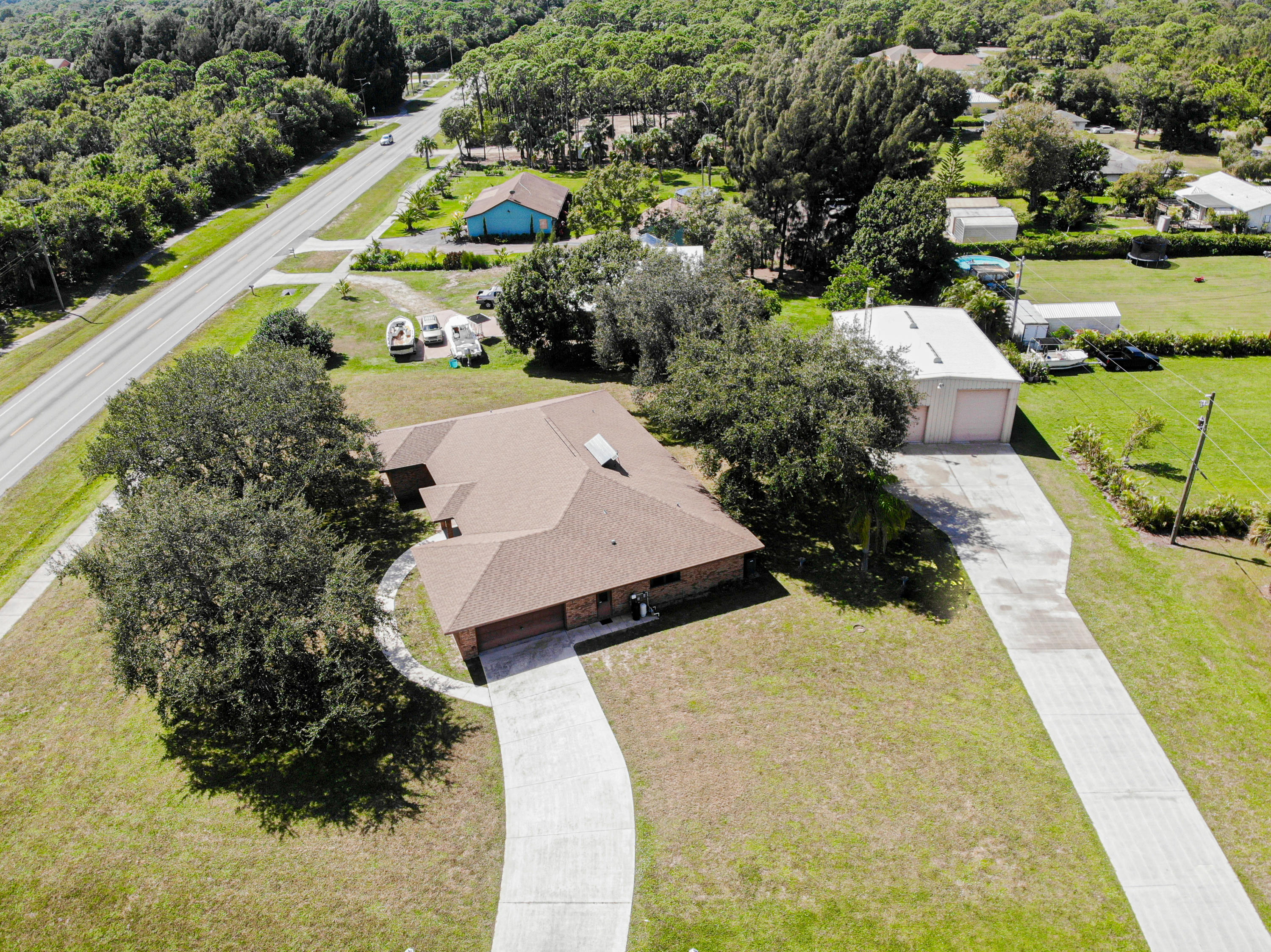 Single Family Home for sale in 700 E Midway Road, Fort Pierce, Florida ,34982