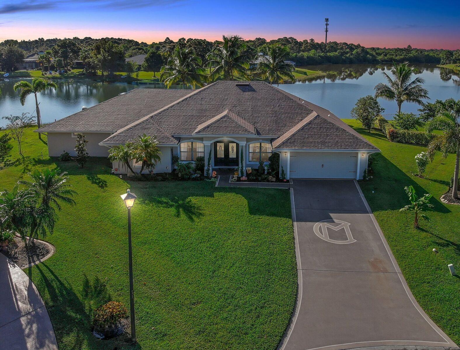 Single Family Home for sale in 225 SW Whitewood Drive, Port Saint Lucie, Florida ,34953