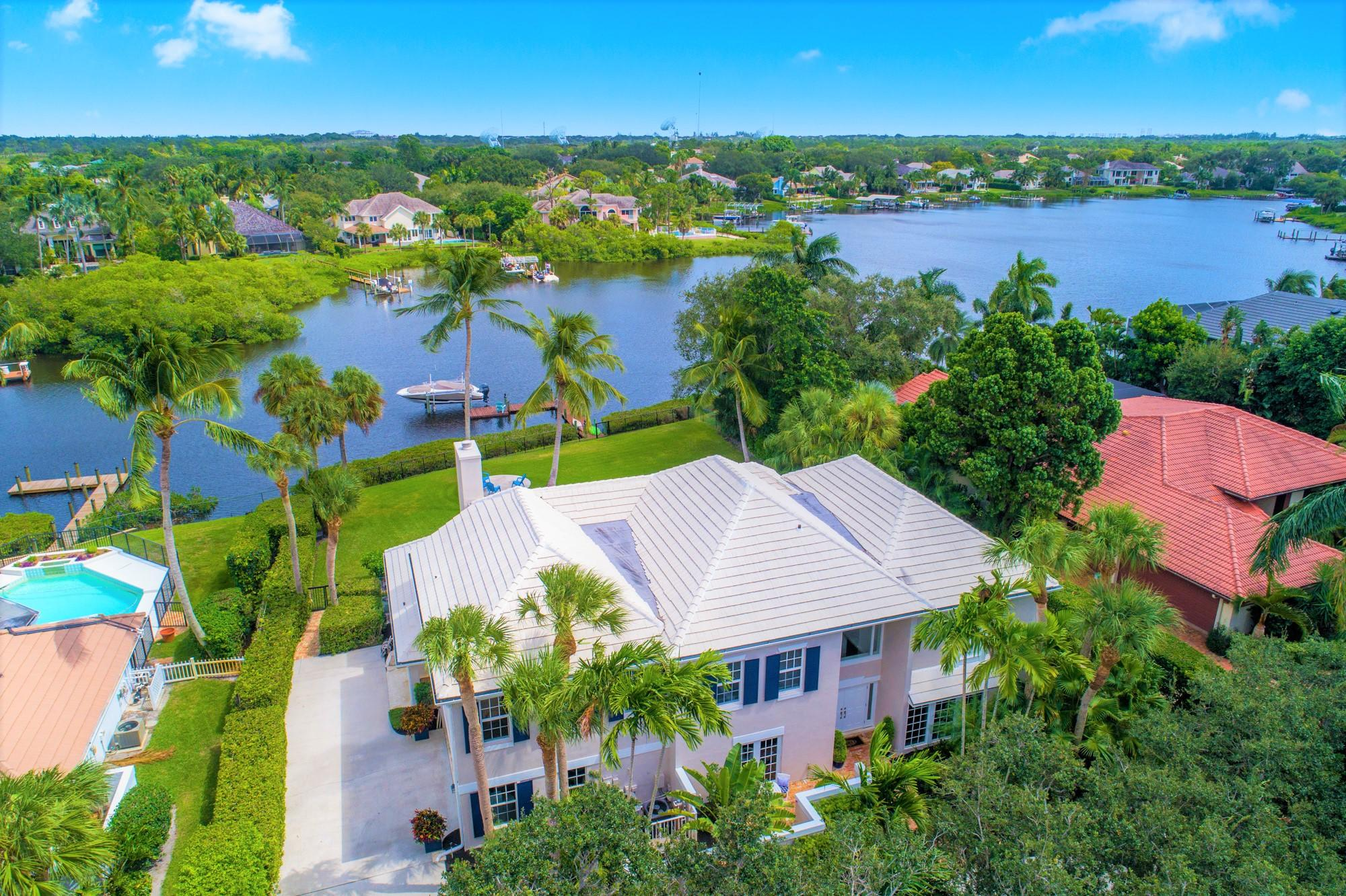 Single Family Home for sale in 18420 SE Heritage Drive, Tequesta, Florida ,33469