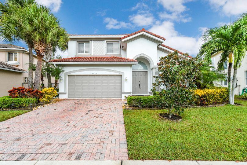 Single Family Home for sale in 9298 Silver Glen Way, Lake Worth, Florida ,33467
